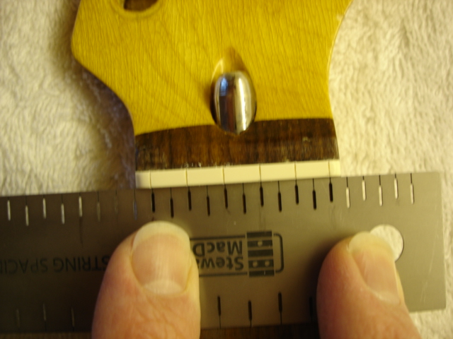 Nut Measuring